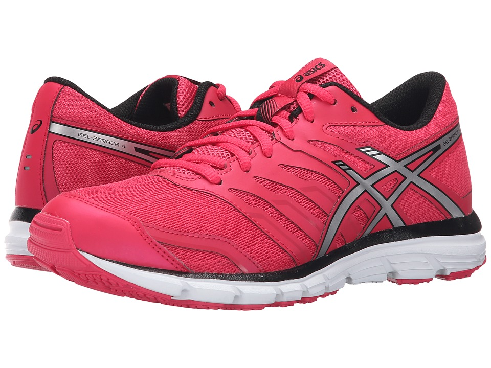 ASICS - Gel-Zaraca 4 (Azalea/Silver/Black) Women's Shoes