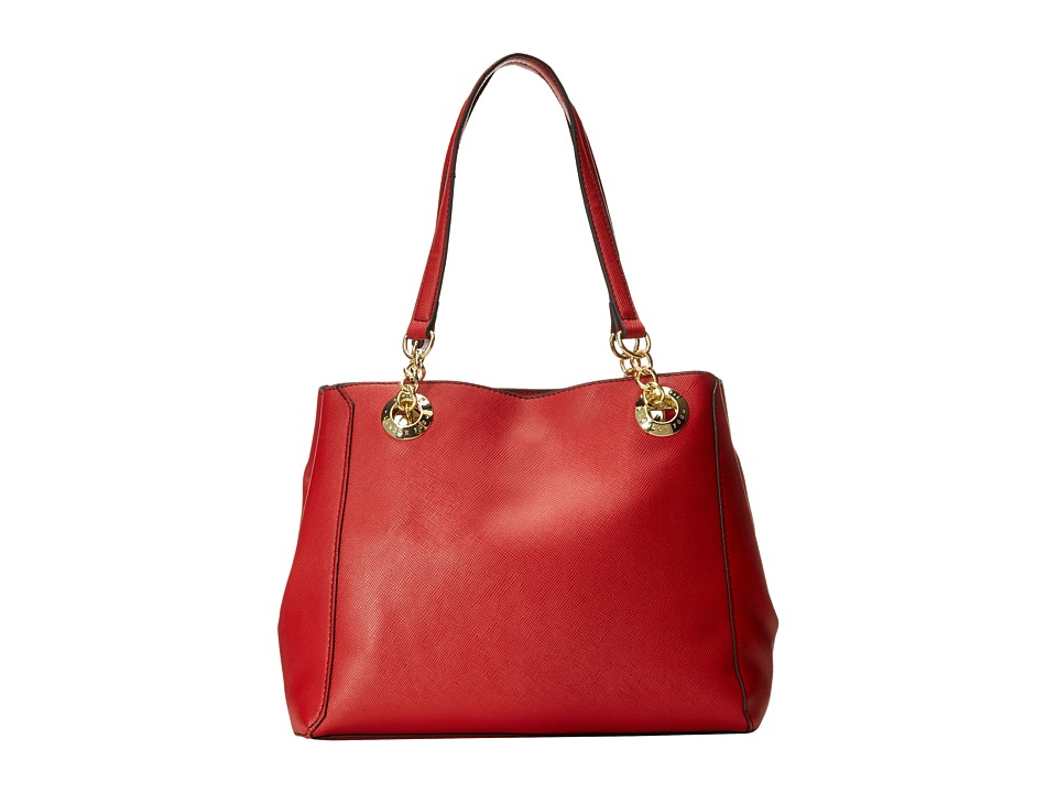 London Fog - Barrow Tote (Red) Tote Handbags