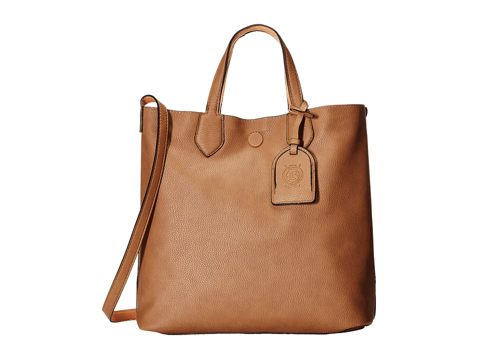 London Fog - Orchard Reversible Tote (Peach) Tote Handbags