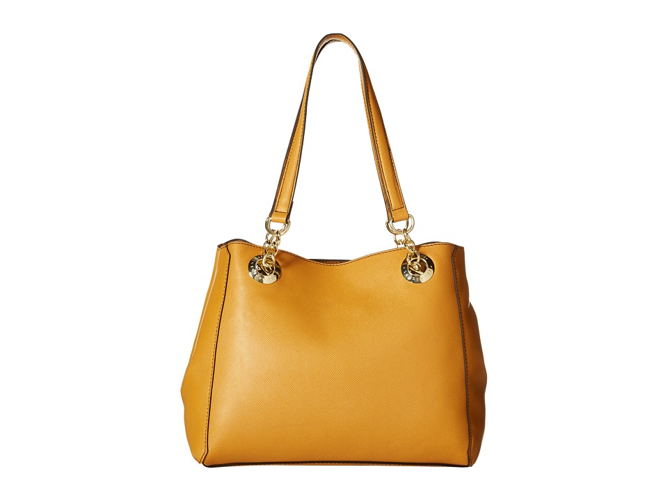 London Fog - Barrow Tote (Dark Mustard) Tote Handbags