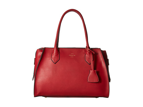 London Fog - Oxford Tote (Red) Tote Handbags