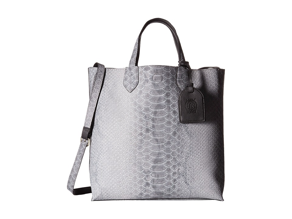 London Fog - Orchard Tote (Stone Snake) Tote Handbags