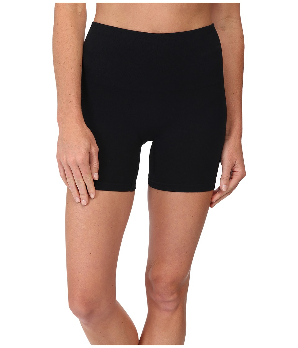 Yummie by Heather Thomson - Tina Shortie (Solid Black) Women's Shorts