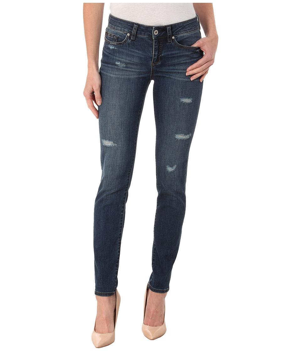 Yummie by Heather Thomson - Skinny Denim (Destroyed Indigo) Women's Jeans