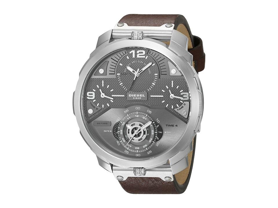 Diesel - Machinus - DZ7360 (Silver) Watches