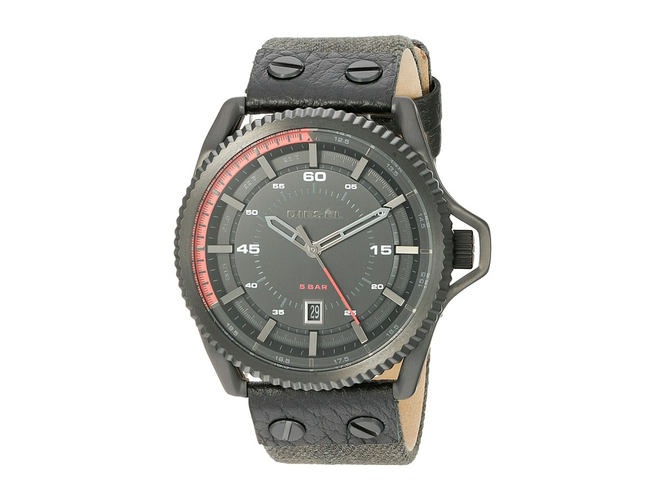 Diesel - Rollcage - DZ1728 (Olive Brown) Watches