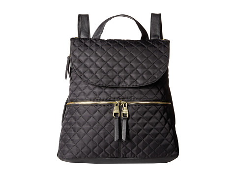 Steve Madden - Bspencer Quilted Nylon Backpack (Black) Backpack Bags