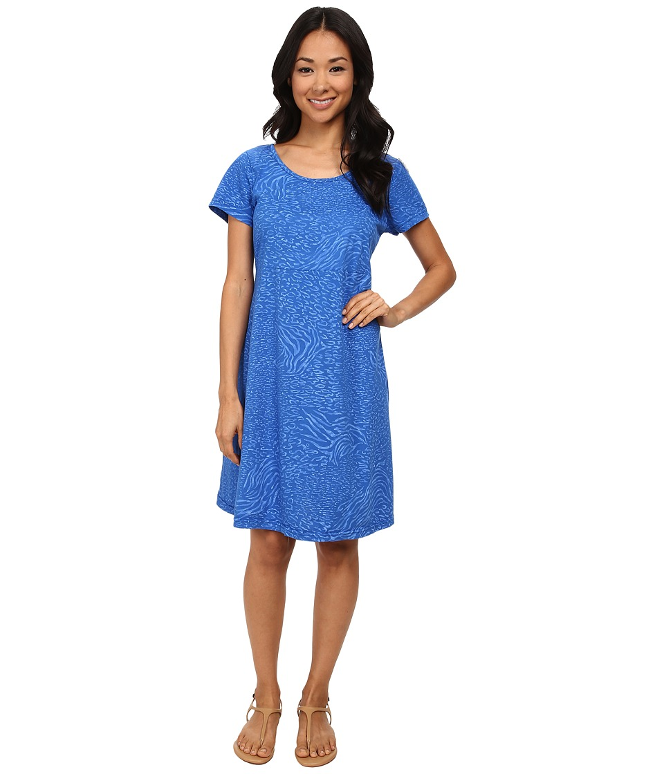 Fresh Produce - Tunisia Sadie Dress (Cobalt) Women
