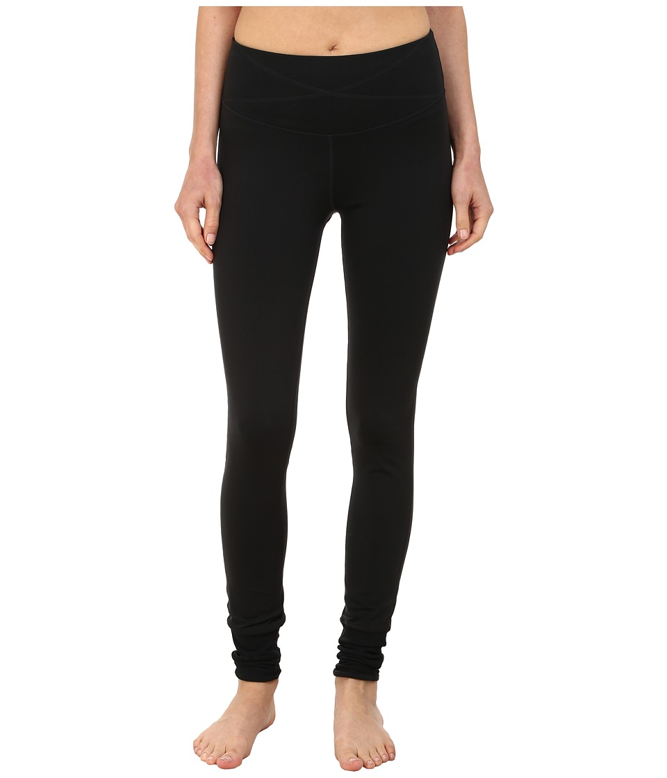 Yummie by Heather Thomson - Lenox Leggings (Black) Women's Casual Pants