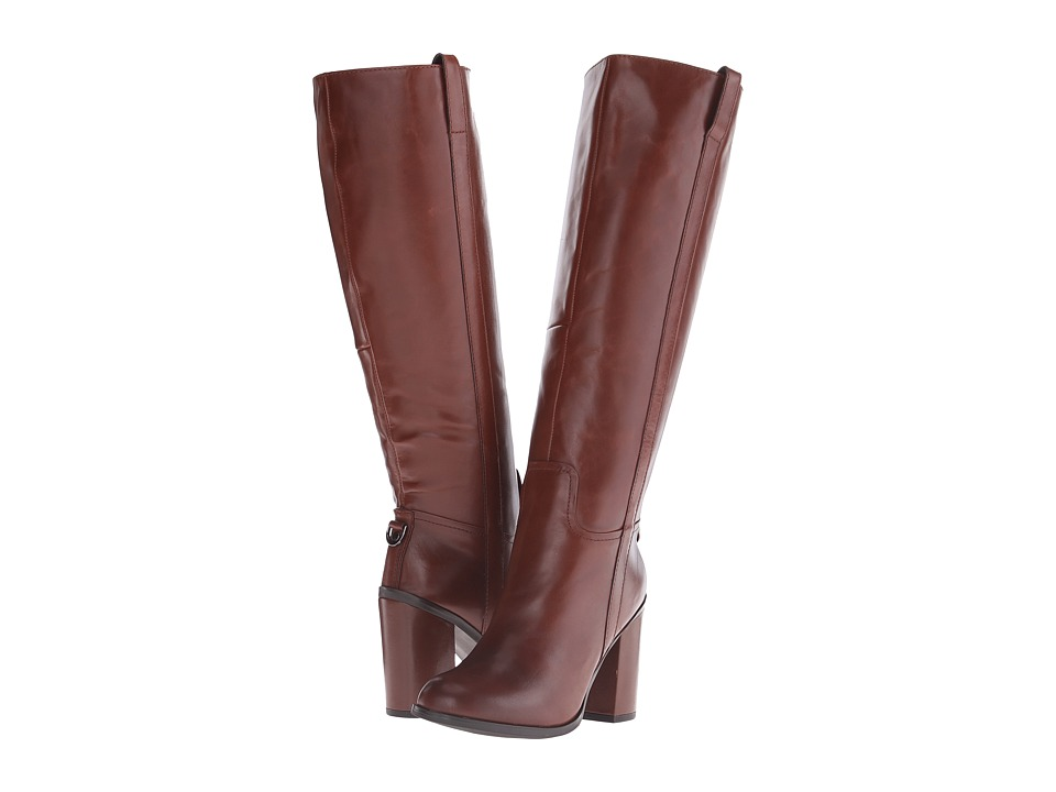 ALDO - Jen (Brown) Women's Zip Boots
