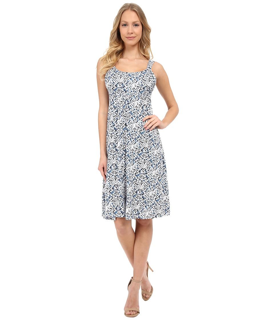Fresh Produce - Baroque Impromtu Dress (White) Women's Dress