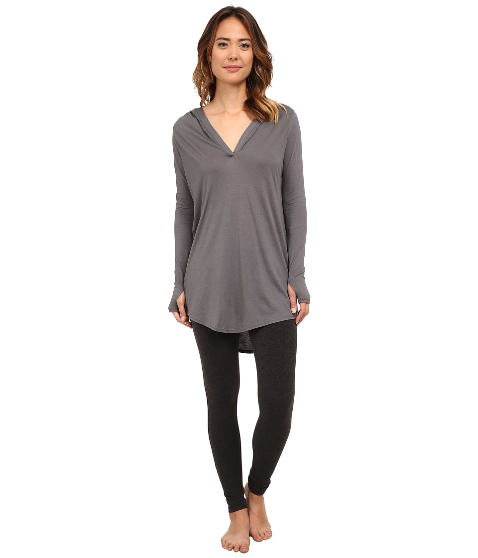 Yummie by Heather Thomson - Hooded Cover-Up (Castlerock) Women's Clothing
