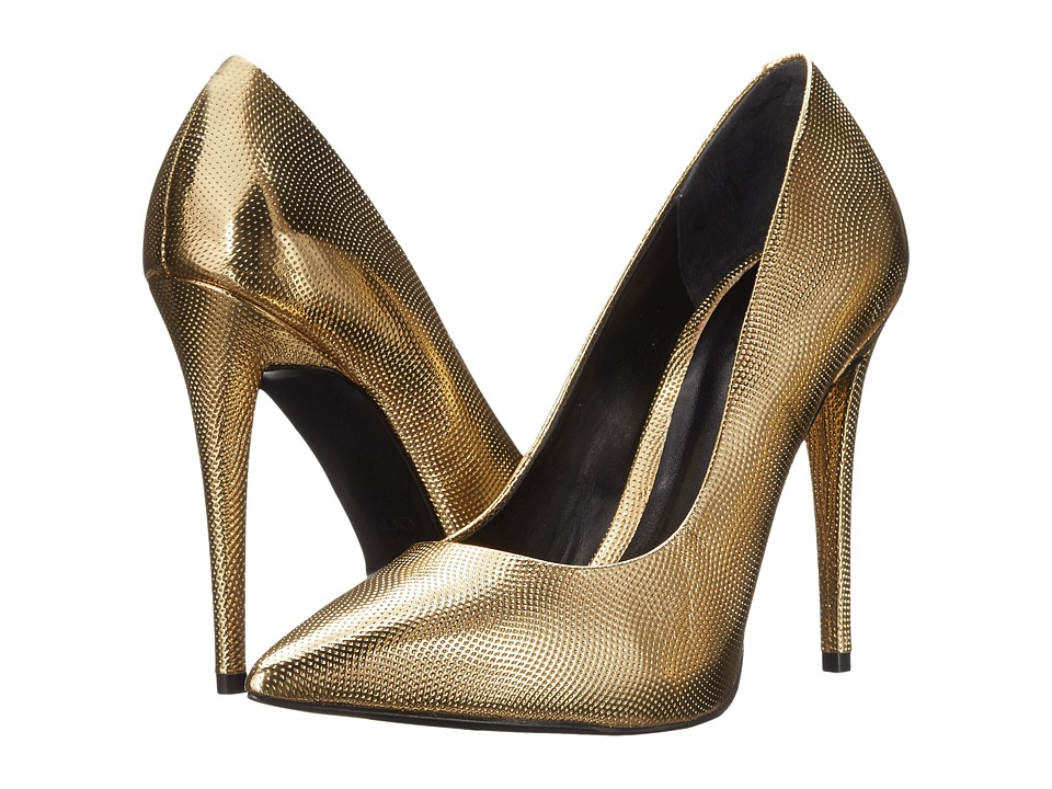 ALDO - Forquer-U (Gold) High Heels