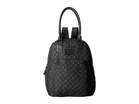 Steve Madden - Btoon Nylon Convertible Tote/Backpack (Black) Backpack Bags
