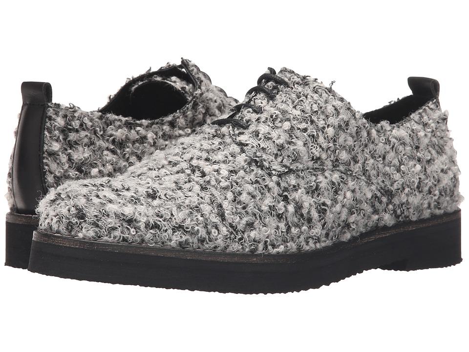 Miista - Eloise (Black/White) Women's Shoes