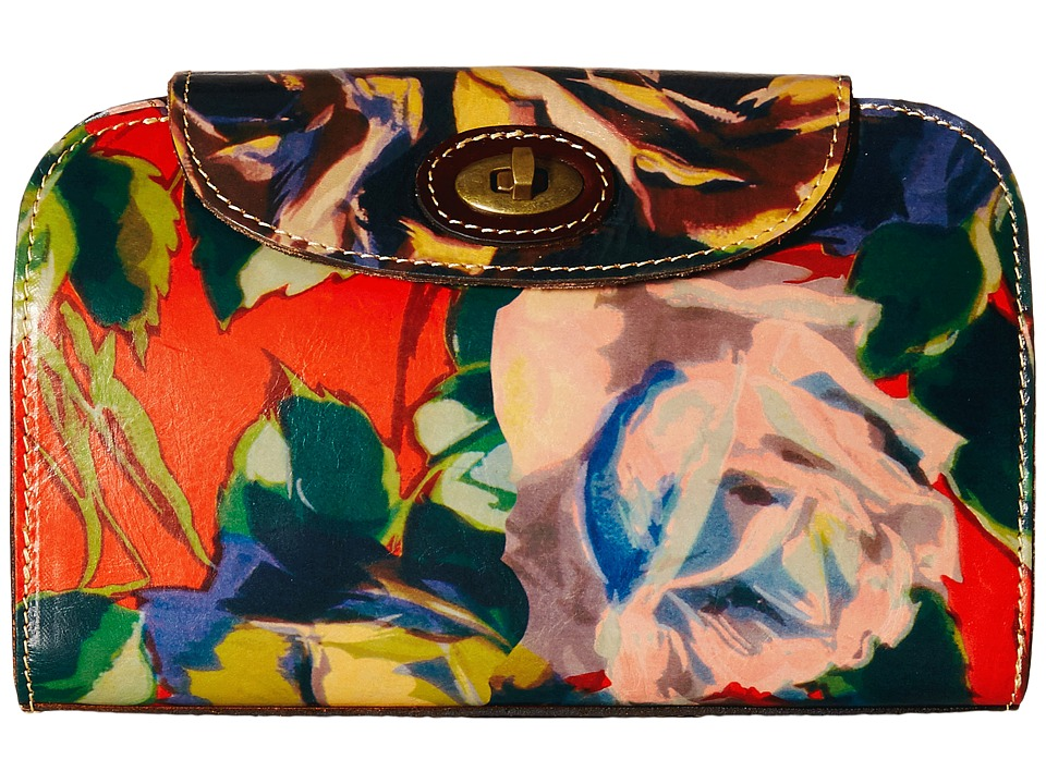 Patricia Nash - Babuino Chain Clutch (Winter Bloom) Clutch Handbags