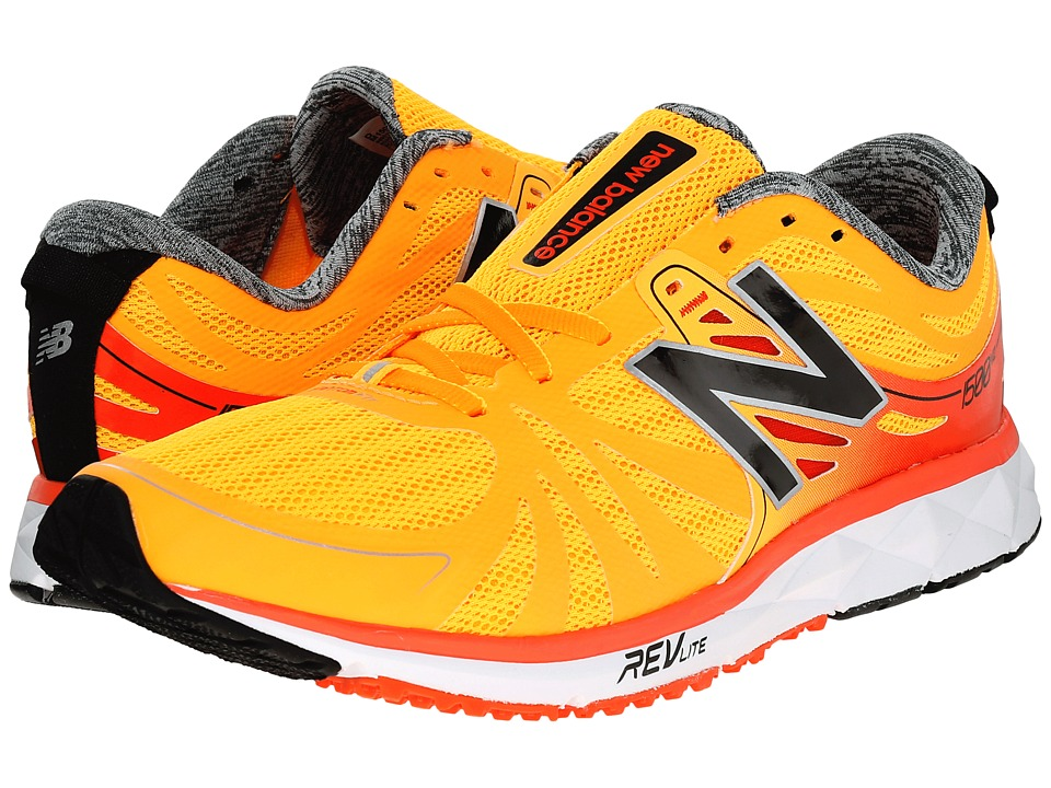 New Balance - M1500v2 (Orange/Red) Men's Running Shoes