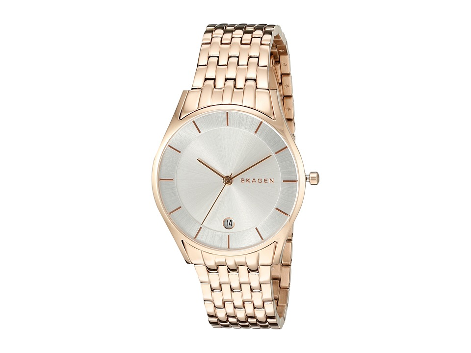 Skagen - Holst SKW2388 (Rose Gold) Watches
