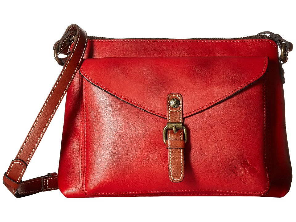 Patricia Nash - Avellino Top Zip (Poppy) Bags