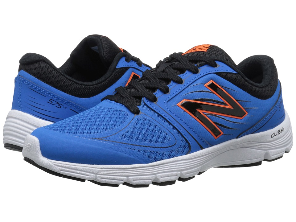 New Balance - M575L (Blue/White) Men's Running Shoes