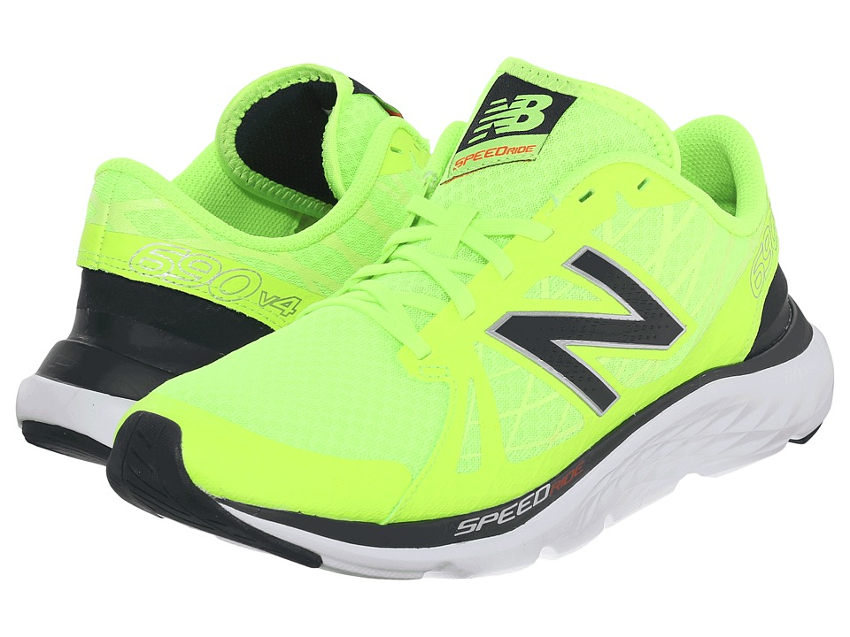 New Balance - M690R (Green/Blue) Men's Running Shoes