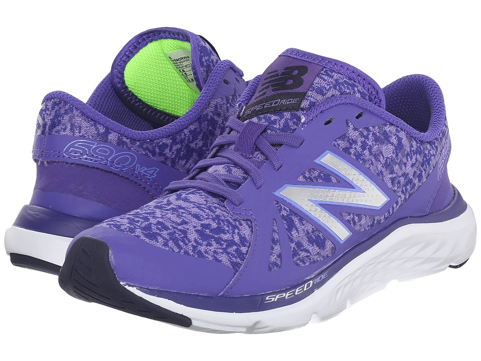 New Balance - W690v4 (Purple) Women's Running Shoes