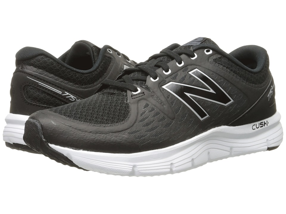 New Balance M775v2 (Black/Silver) Men