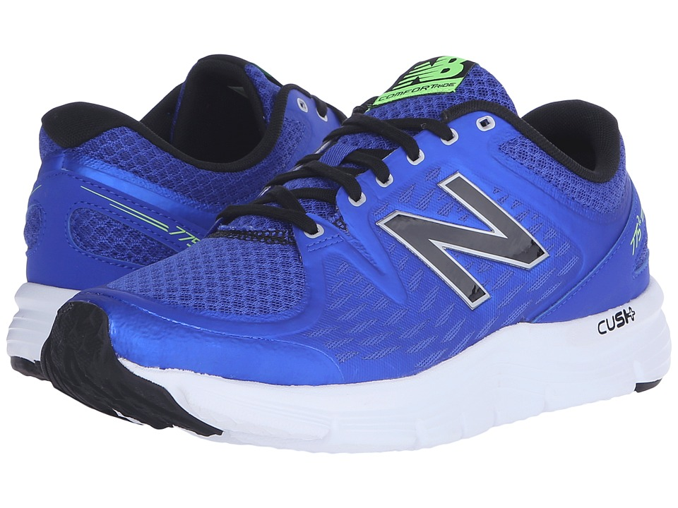 New Balance M775v2 (Blue/Green) Men