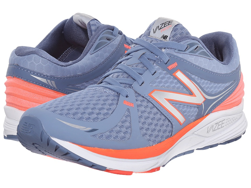 New Balance - Vazee Prism (Grey/Pink) Women's Shoes