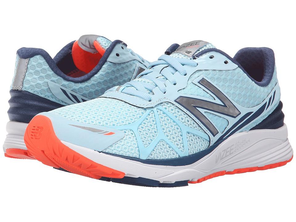 New Balance - Vazee Pace (Blue/White) Women's Running Shoes