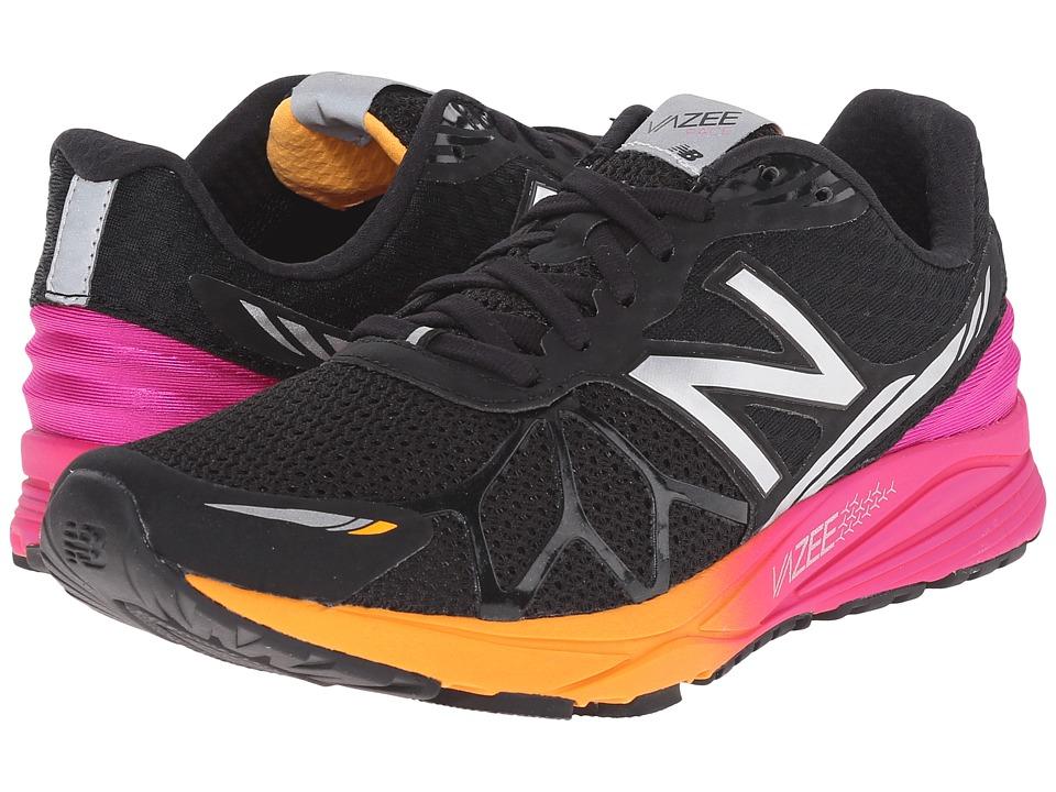 New Balance - Vazee Pace (Black/Pink) Women's Running Shoes