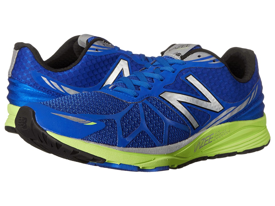 New Balance - Vazee Pace (Blue/Green) Men's Running Shoes