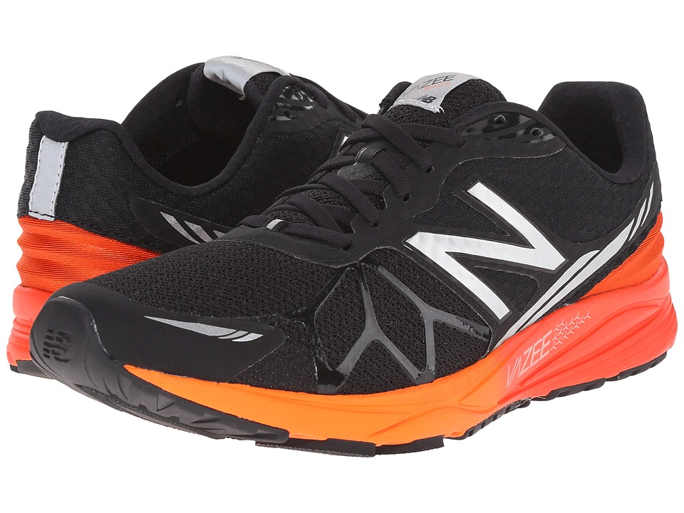New Balance - Vazee Pace (Black/Red) Men's Running Shoes