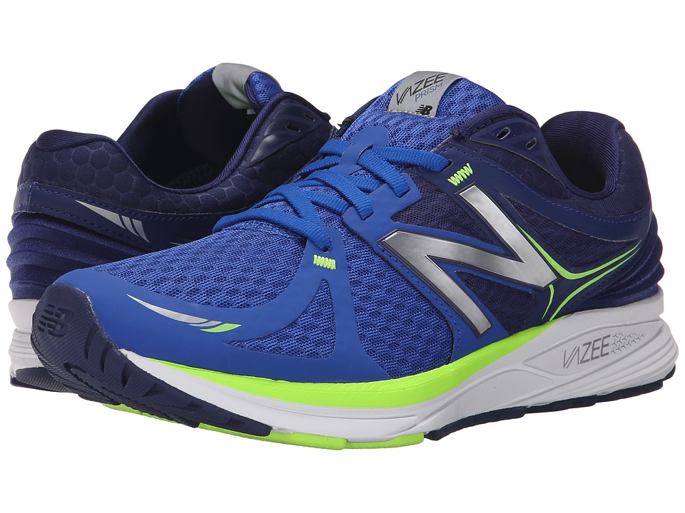 New Balance - Vazee Prism (Blue/Black) Men's Running Shoes