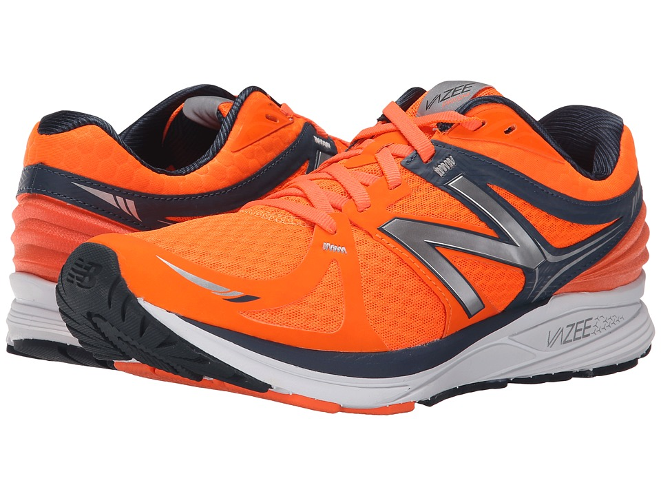 New Balance - Vazee Prism (Orange/Grey) Men's Running Shoes