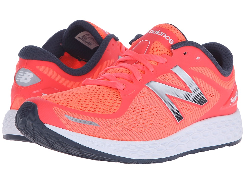 New Balance - FF Zante V2 (Coral/Grey) Women's Shoes