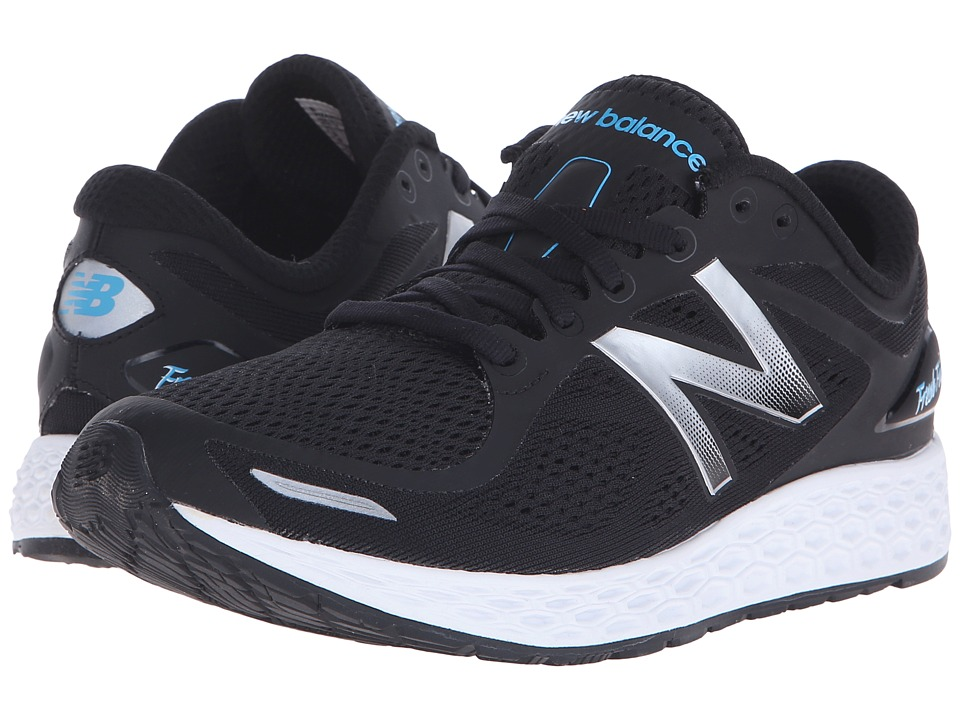 New Balance - FF Zante V2 (Black/Silver) Women's Shoes