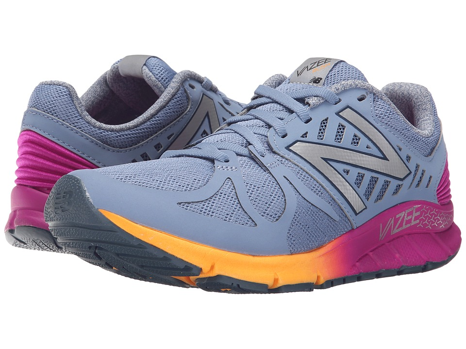 New Balance - Vazee Rush (Grey/Purple) Women's Running Shoes