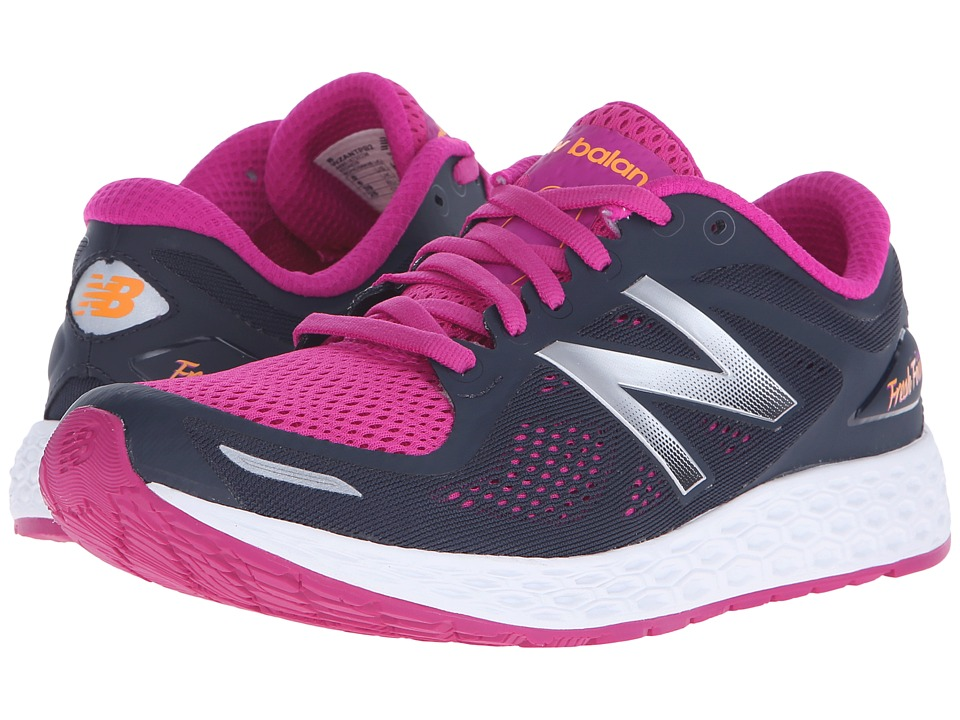 New Balance - FF Zante V2 (Pink/Black) Women's Shoes