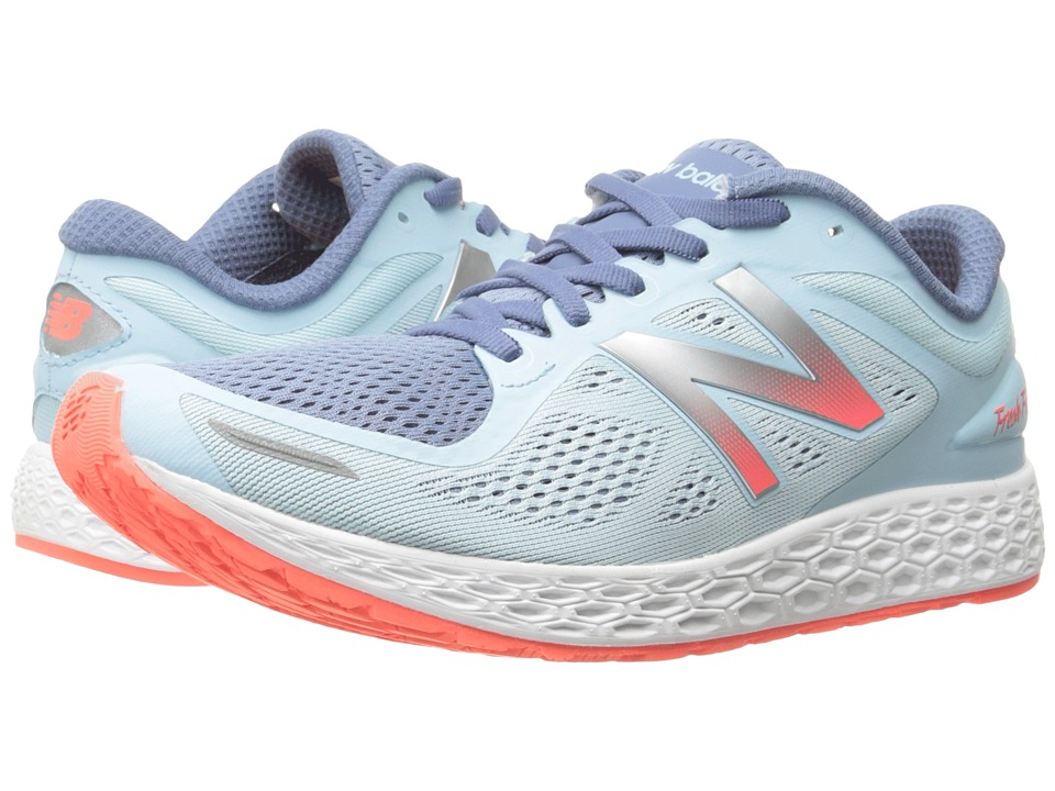 New Balance - FF Zante V2 (Blue/Orange) Women's Shoes