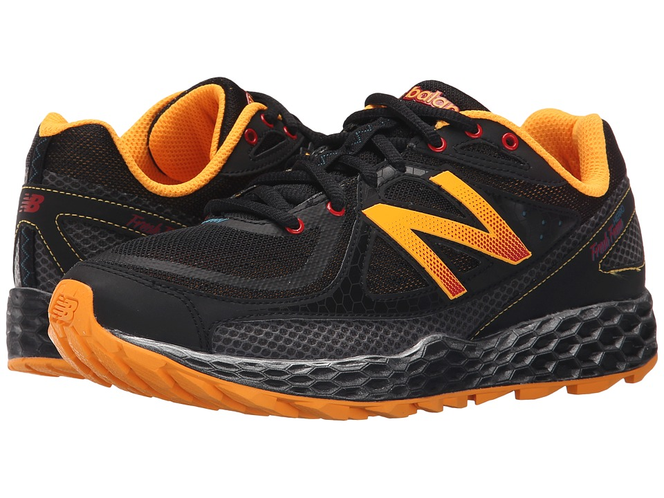 New Balance - Mthie (Black/Orange) Men's Running Shoes