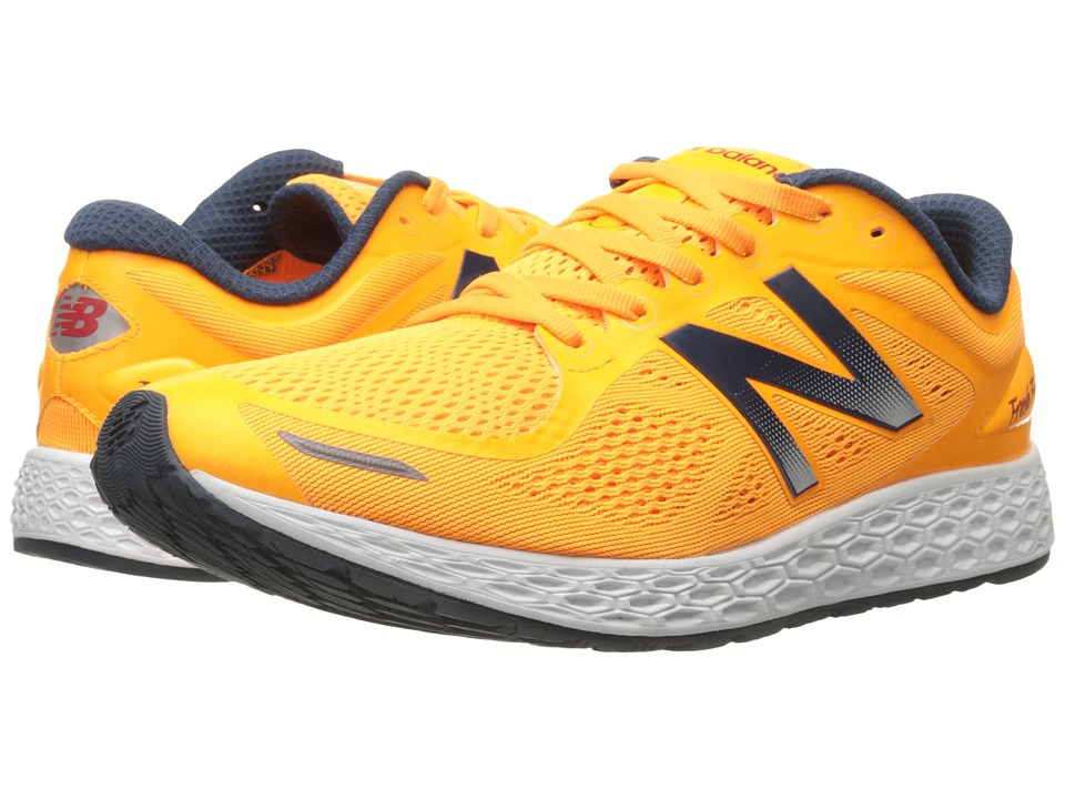 New Balance - Fresh Foam Zante V2 (Orange/Grey) Men's Running Shoes
