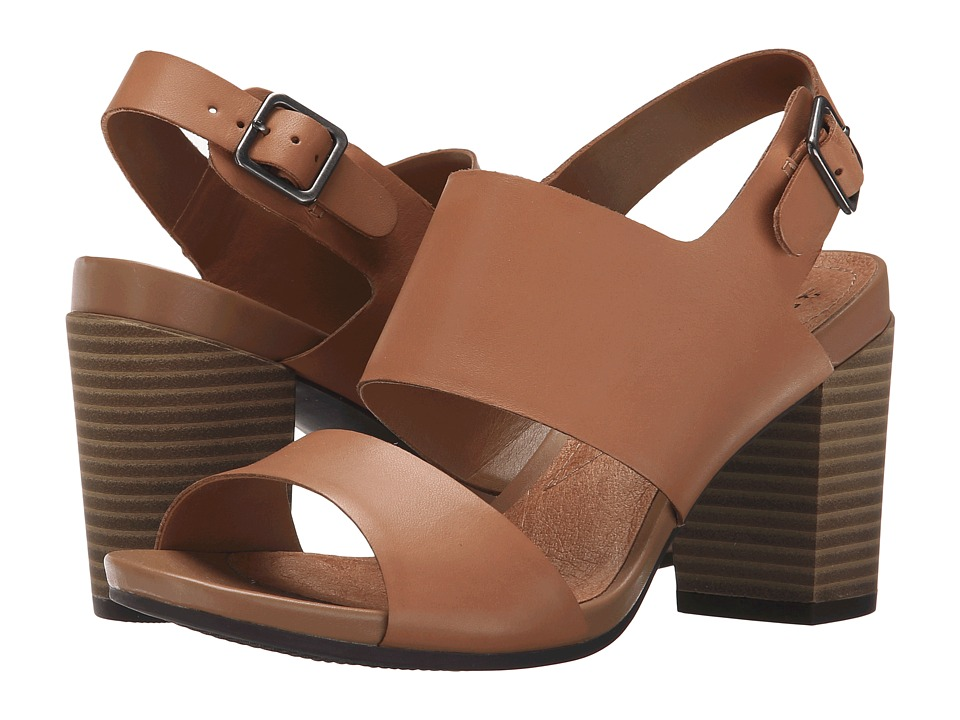 Clarks - Banoy Tulia (Beige Leather) High Heels