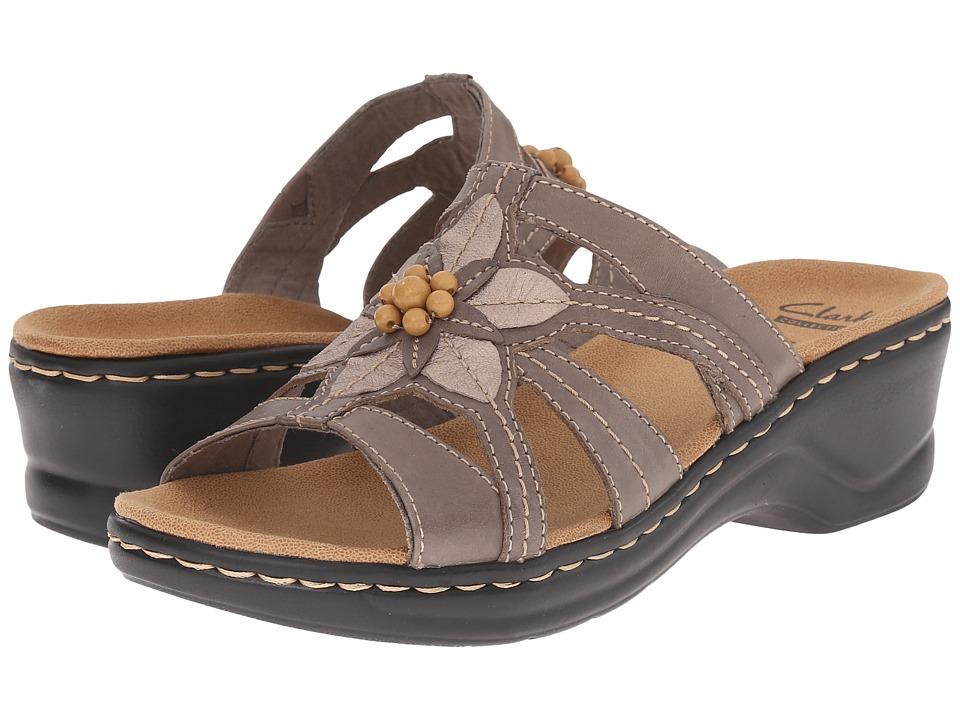 Clarks - Lexi Myrtle (Sage Leather) Women's Shoes