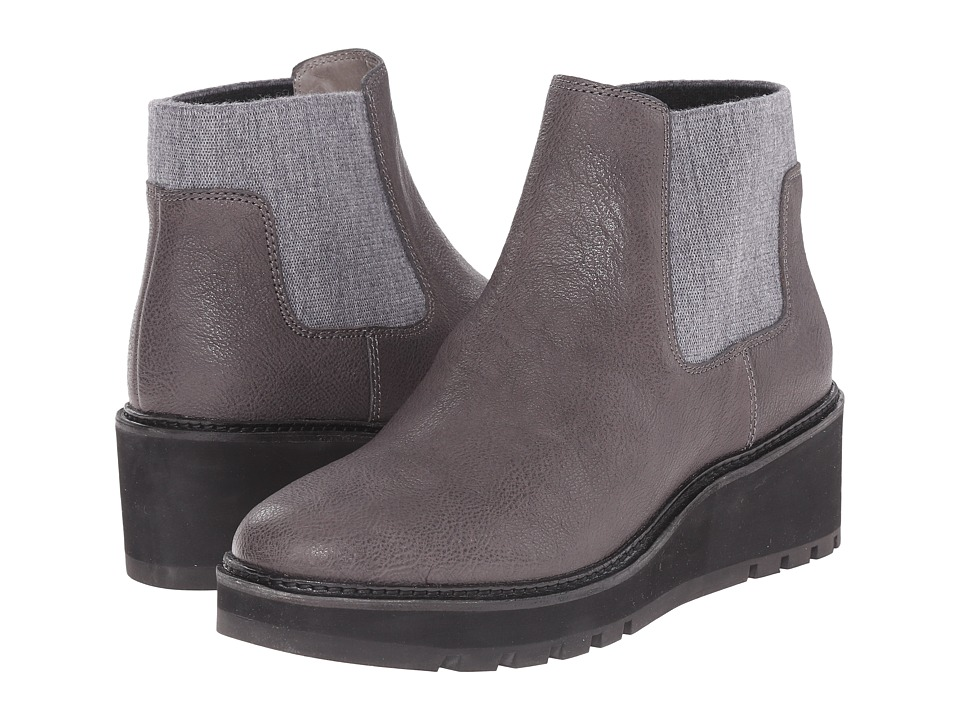 Eileen Fisher - Chelsea (Twilight Matte Washed Leather) Women's Pull-on Boots