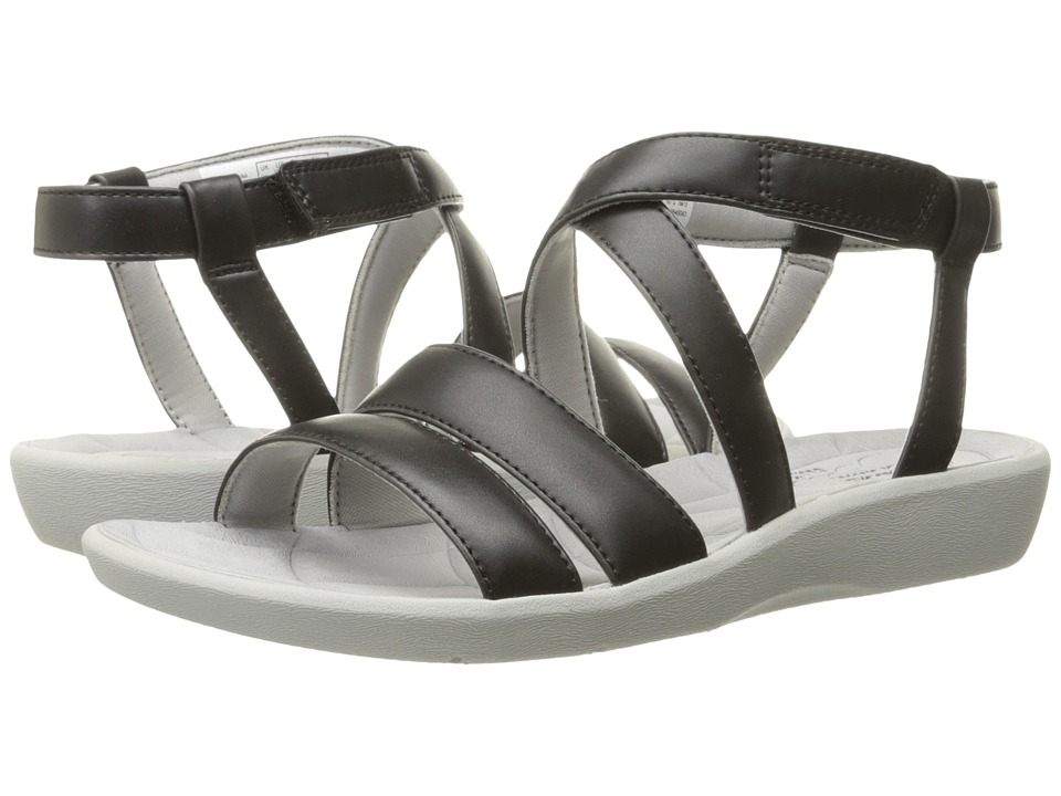 995202899b4a UPC 889304923914 product image for Clarks - Sillian Spade (Black Synthetic) Women s  Sandals ...
