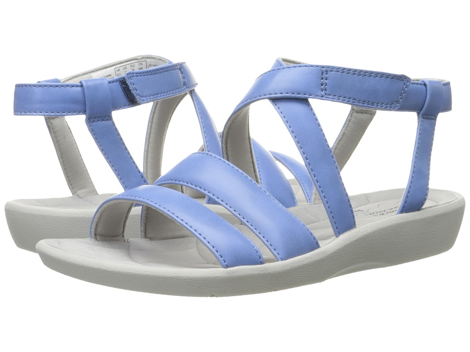 Clarks - Sillian Spade (Blue Synthetic) Women's Sandals