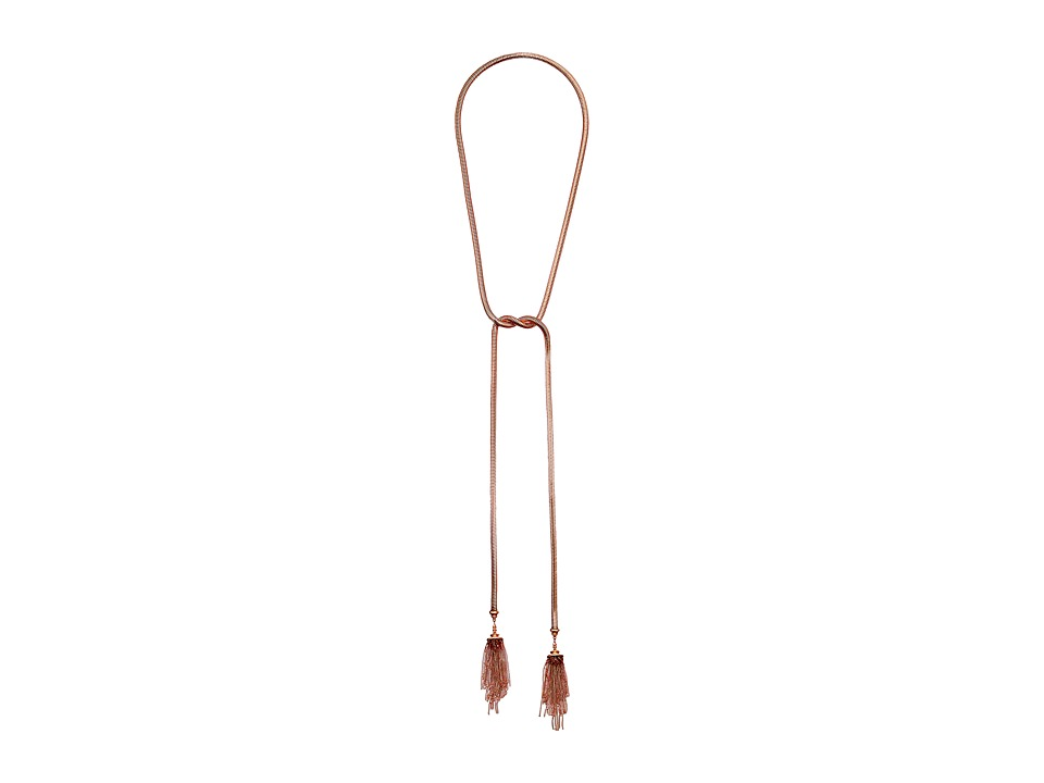 Kendra Scott - Mckayla Necklace (Rose Gold Metal) Necklace