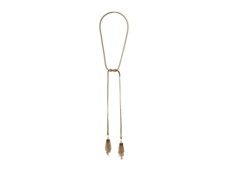Kendra Scott - Mckayla Necklace (Gold Metal) Necklace