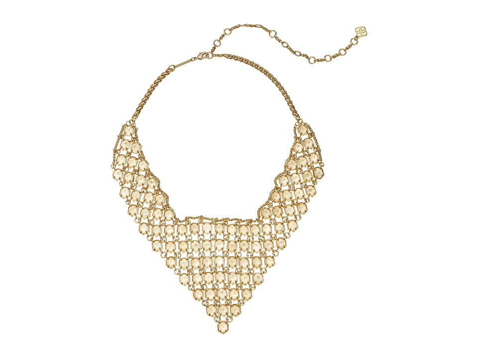 Kendra Scott - Giada Necklace (Gold/Ivory Mother-of-Pearl) Necklace